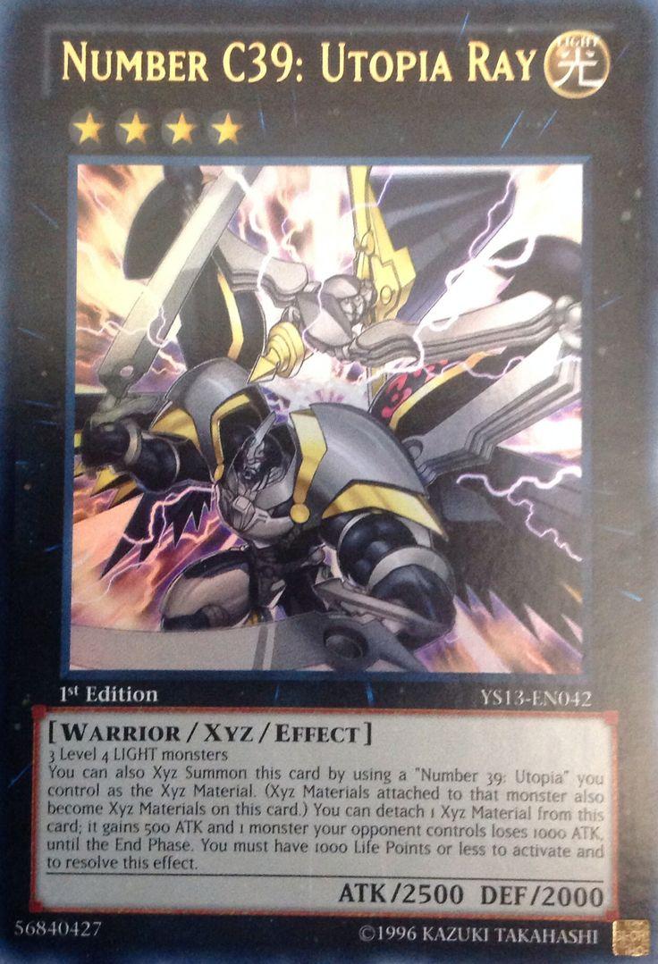 yugioh zexal number cards utopia ilgroup