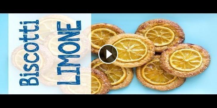 Biscotti a limone 100% Vegan