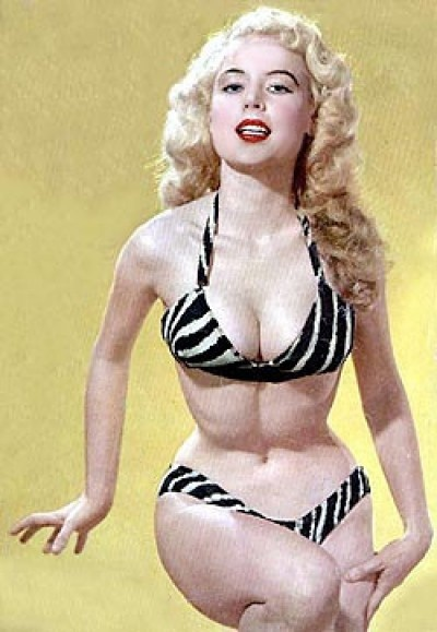 There Betty brosmer nude gallery
