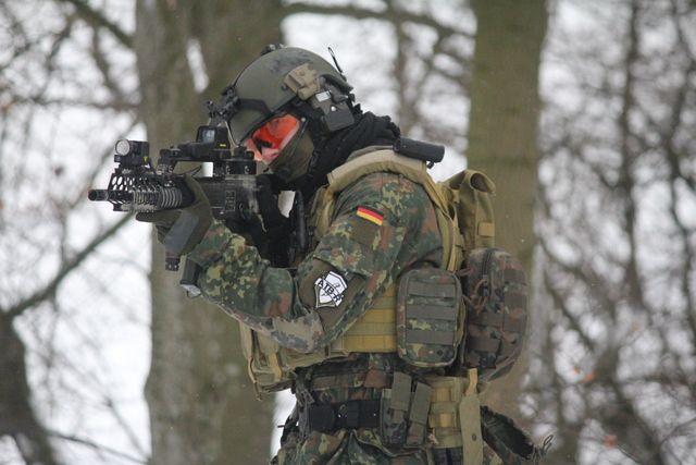 Bundeswehr, KSK, GSG & CO » KdoSpzKrf Bundeswehr