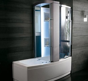 The Best Walk In Shower And Bath Combinations Bathroom Glass Bathroom Tiny Bathroom Bathroom Showers Design Bathroom