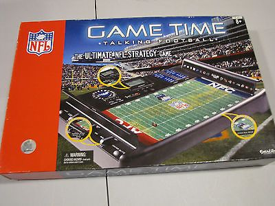 Game Time 2007 Talking Football The Ultimate NFL Game Excalibur Electronics