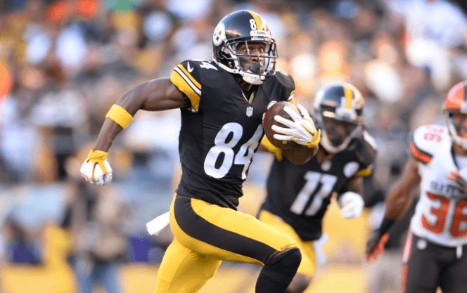 2016 NFL Draft Rankings: Top 10 Targets 1. Antonio Brown (PIT- WR)He has…