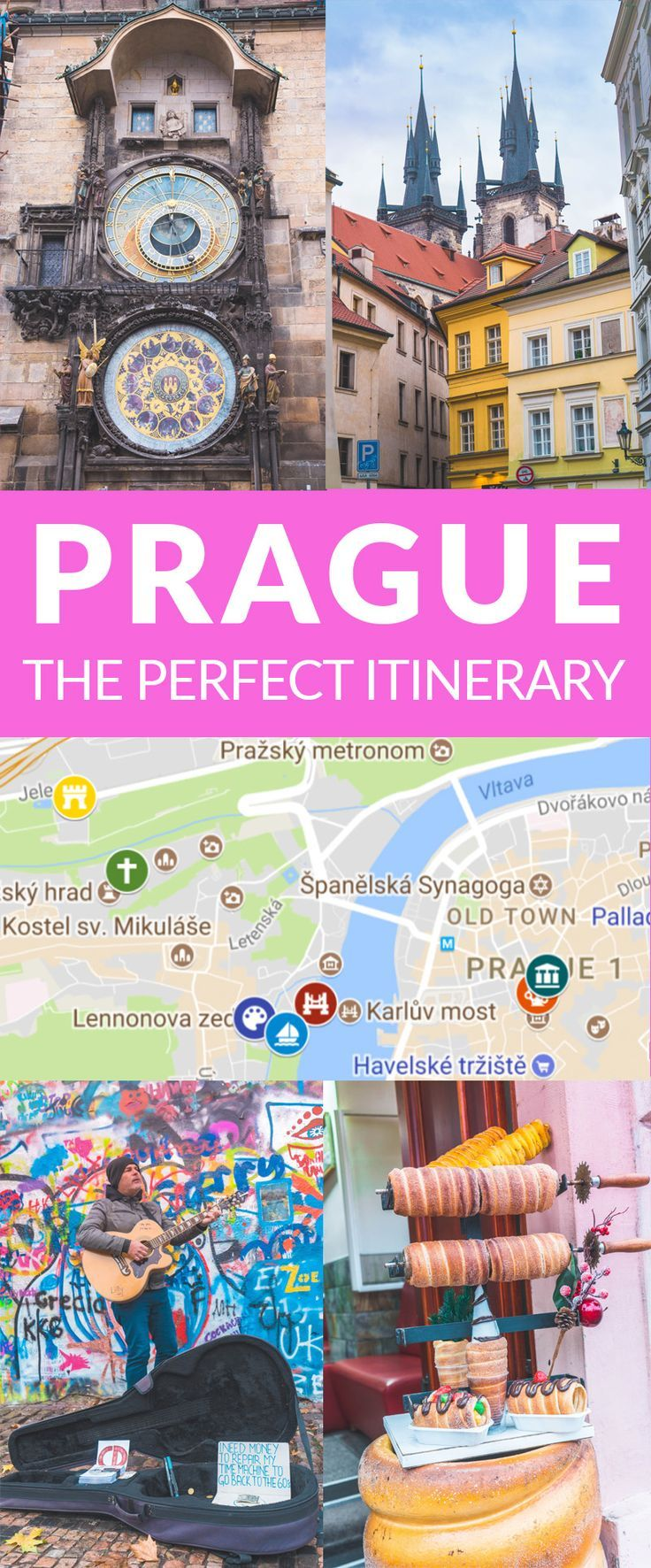 See Prague, one of the most beautiful cities in Europe.