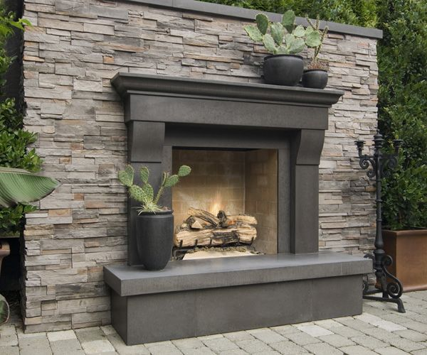 Amazing Uses of Outdoor Fireplace | Home Xmas