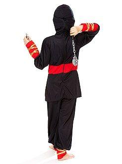 Déguisement de ninja + accessoires