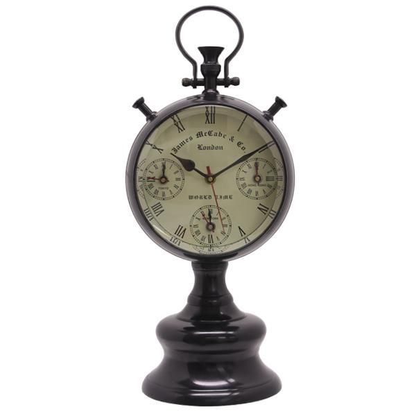 McCabe Antique World Clock