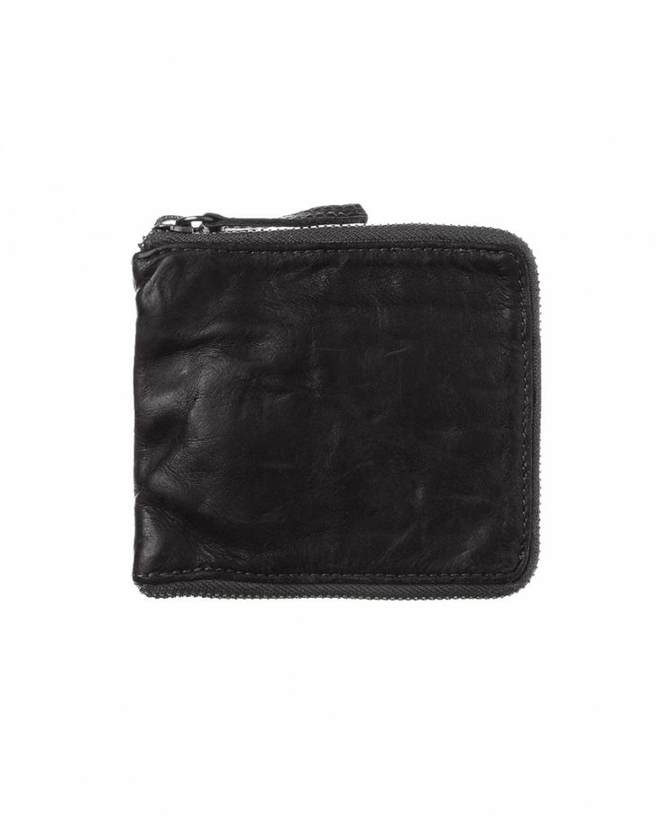 #wallet #cuir #portefeuille #black #leather #maroquinerie