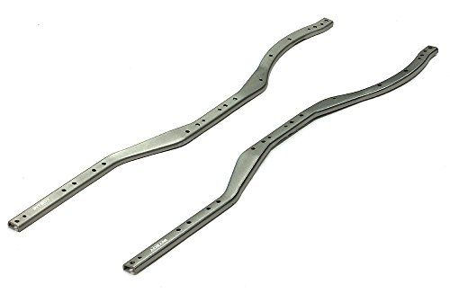 Integy RC Hobby C24858GUN Alloy Frame Rail Set 2 for SCX10 Dingo Honcho  Jeep >>> To view further for this item, visit the image link.