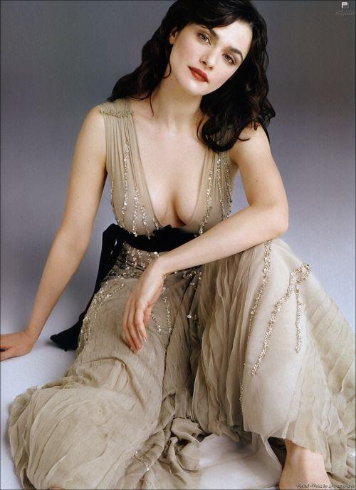 Rachel Weisz - she is stunning