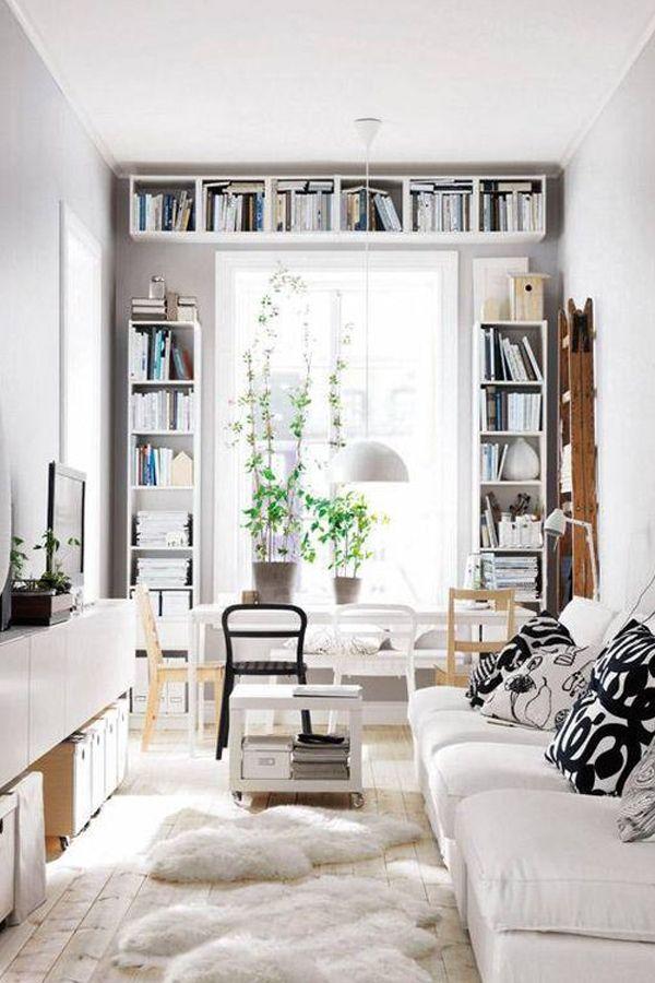 10 Ideas Para Decorar Espacios Pequenos Urbana Design Small Apartment Living Room Small Apartment Living Small Apartment Design