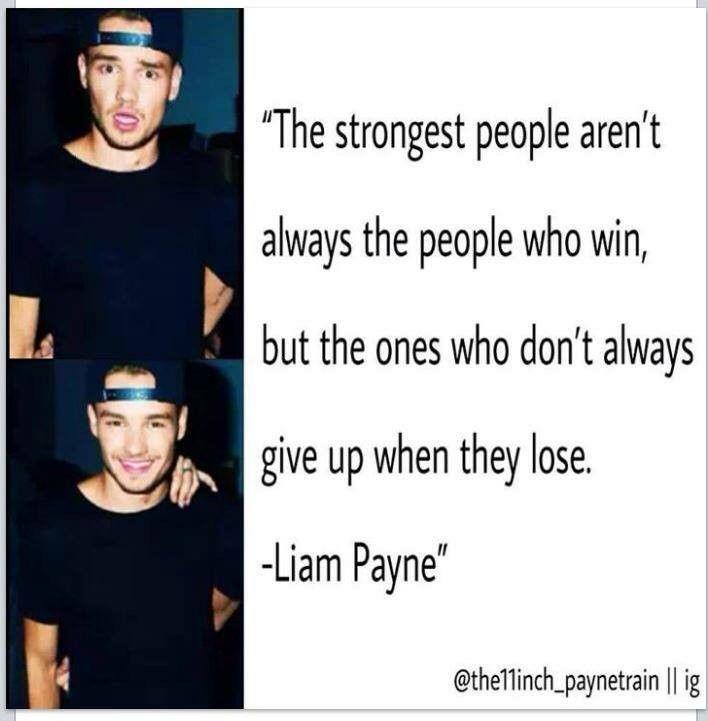 Liam quote