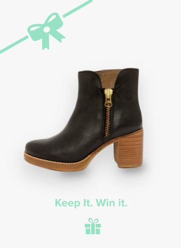 Want a chance to #WIN these amazing LuLu*s ankle boots? Click here! @lindsay eller.com