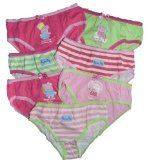 Girls Peppa Pig Briefs size 2 Years *SEVEN Pairs* No Packaging