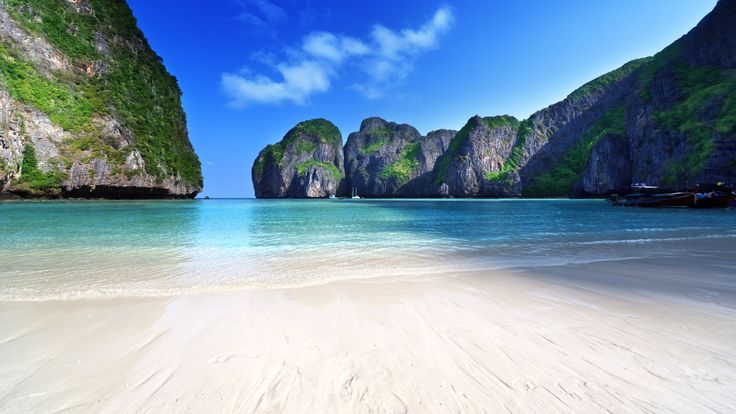 Phi Phi Island is Thailand's island-superstar. It's been in the movies. It's the topic of conversation for travelers all over Thailand. For some, it's the only reason to touchdown in Phuket. Even with all the hype, it doesn't disappoint. Phi Phi's beauty is a large chunk of