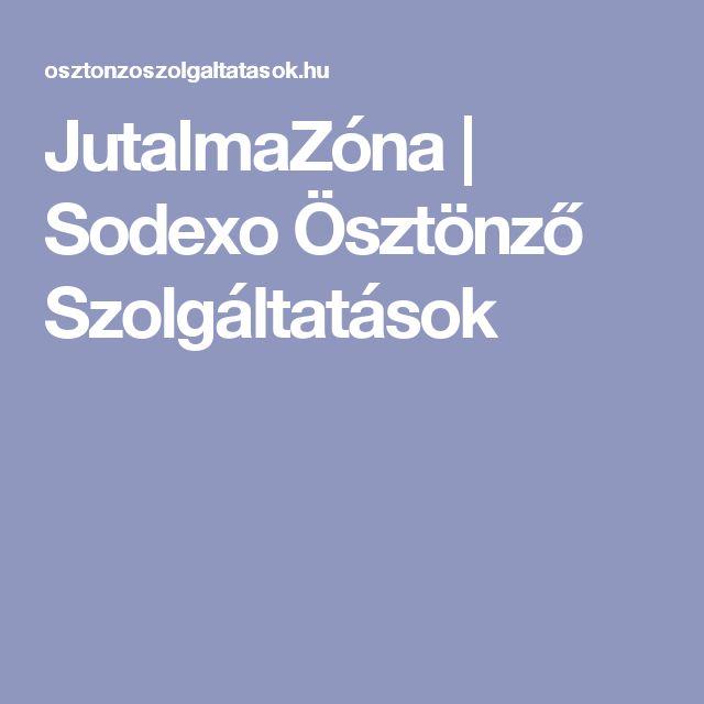 JutalmaZóna | Sodexo Ösztönző Szolgáltatások