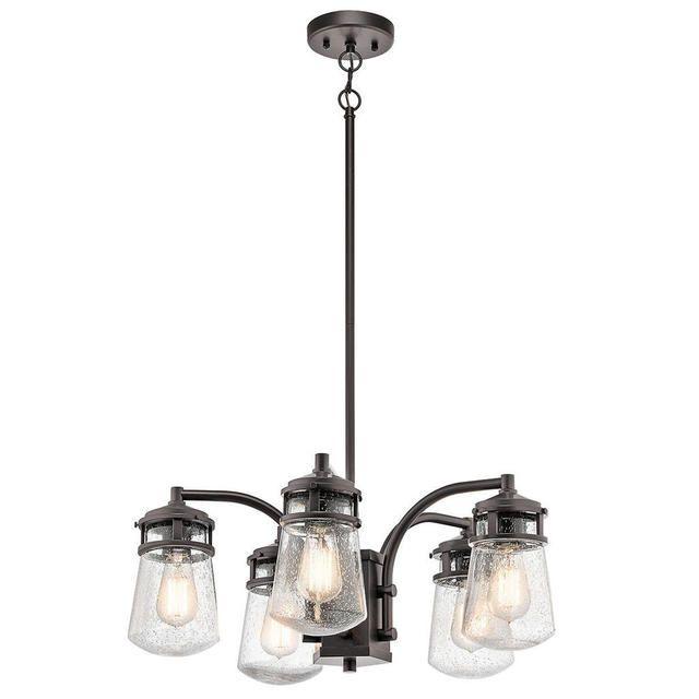 Lyndon outdoor chandelier