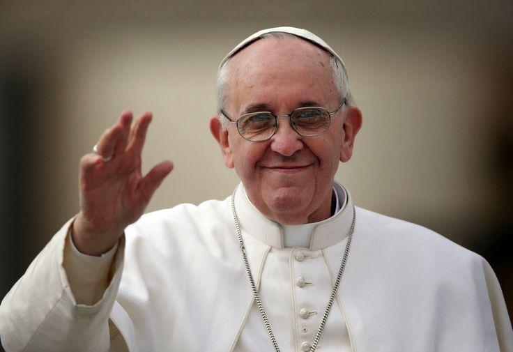 """O Papa Francisco anunciou que defende a separação de casais em alguns casos. Ele disse que, sobretudo quando há violência em um relacionamento, a separação torna-se """"moralmente necessária"""""""