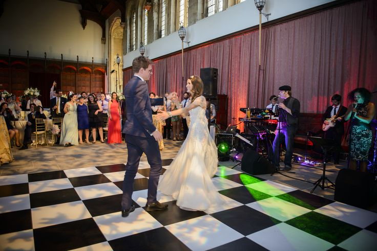 A bride and groom dancing the night away at a summer wedding at Eltham Palace, London. #palacewedding #royalwedding #vintagewedding #1930swedding #artdecowedding #uniquewedding #londonweddingvenue #weddingpics  #weddingpictures #weddings #weddingidea #weddingday #weddingvenue #weddingreception #weddingdecorations #summerwedding #weddingdance #firstdance