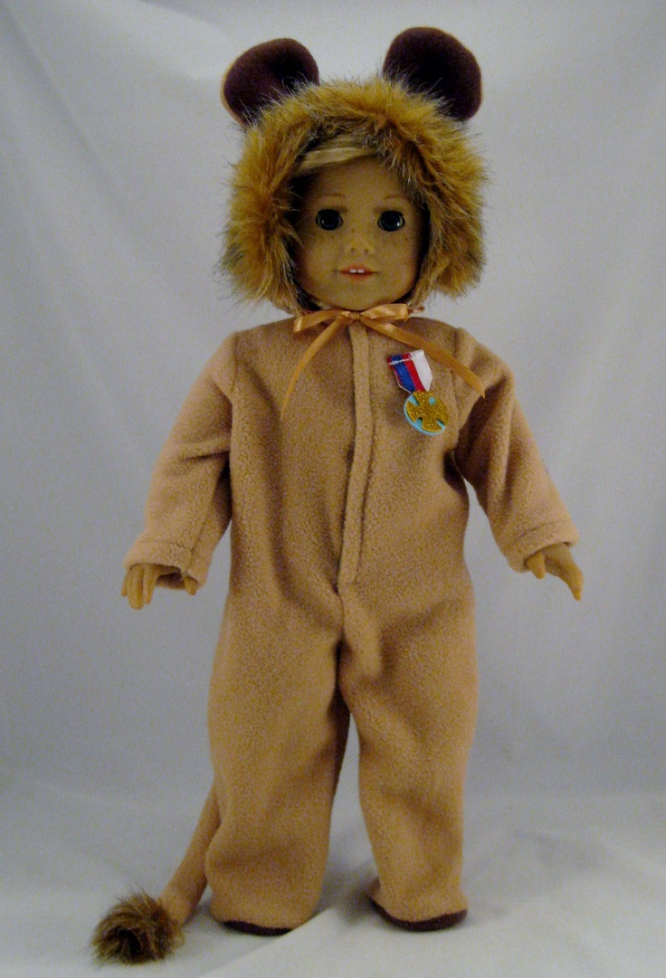 103 best american girl doll costume Wizard of Oz images on Pinterest