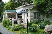 Cafe This Way, Bar Harbor Maine. Simple setting, full flavored food that delights the mouth. Favorite place in Bar Harbor.