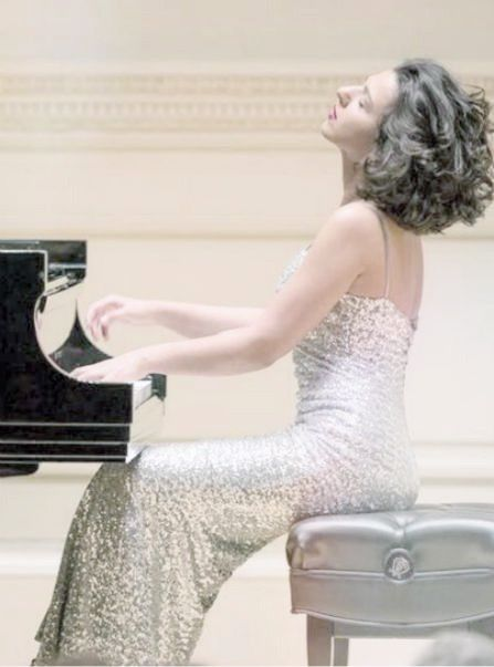 nature-and-culture:  Khatia Buniatishvili