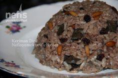 İç Pilav Tarifi -Nefis Yemek Tarifleri http://www.nefisyemektarifleri.com/ic-pilav-tarifi/
