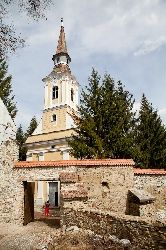 Biserica evanghelica fortificata din Crit
