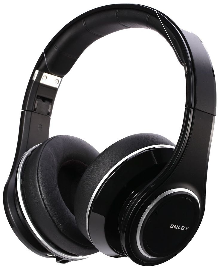 Snlsy Wireless headsets Bluetooth 4.1 Over Ear Headphones with Built-in Mic Noise Reduction and Echo Cancellation, Perfect Headset for Gaming and Music (Black). SNLSY Brand Certified: Top-Brand Bluetooth Accessories for Smartphones. Outlook Design Guarantee 100% Stable and Comfortable User Wearing Experience for Running,Jogging,Biking,Driving,Fishing,Camping,Hiking and other Outdoor Sports. The Most Advanced Bluetooth 4.1 Chips Hardware Configuration Ensure Hi-Fi CD Quality Stereo Music...
