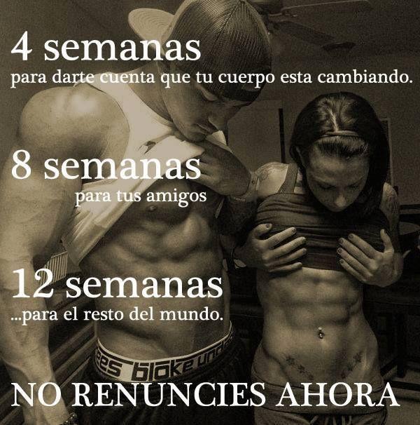 Motivate y no renuncies!!