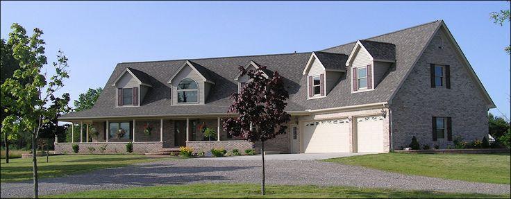 Welcome to Pine Ridge Homes - Custom Modular Homes - Vandalia and Litchfield, Illinois