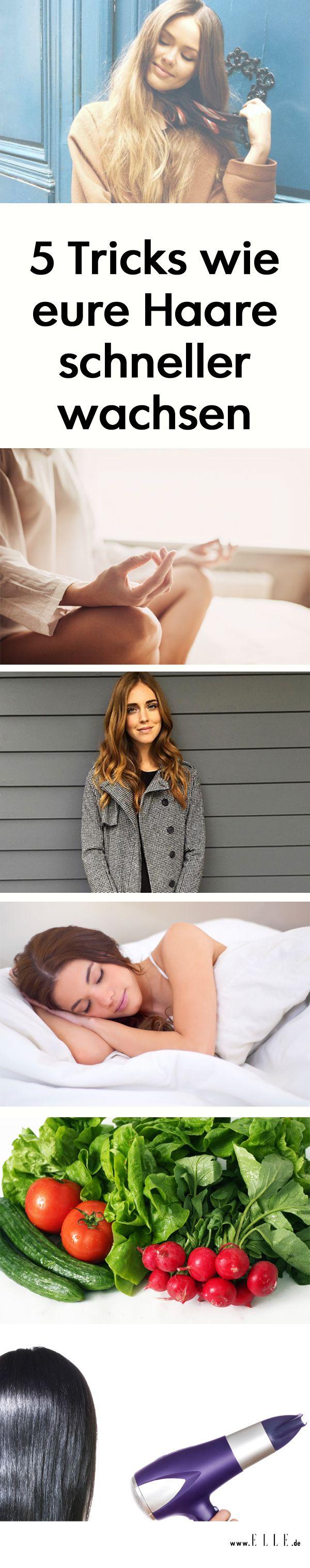 Lange Haare: 5 Gründe, warum eure Haare nicht länger werden (und was man dagegen tun kann)