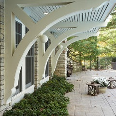 1000 images about knee braces and corbels on pinterest - Exterior structural wood brackets ...