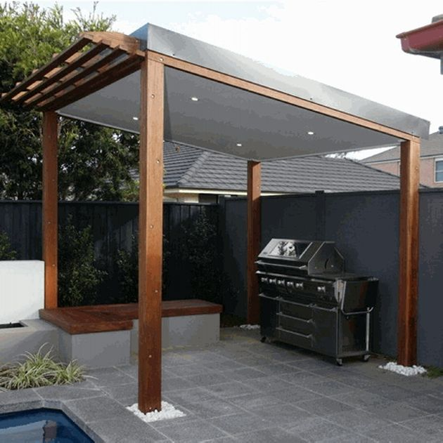 175 Best Images About Pergola / Gazebos Roofs / Covers On