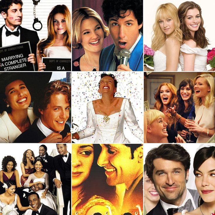 How Many Wedding Movies Have You Seen?