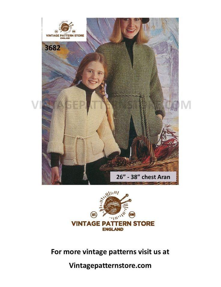 Stricken : Damen Womens Girls 80er Jahre Vintage R…