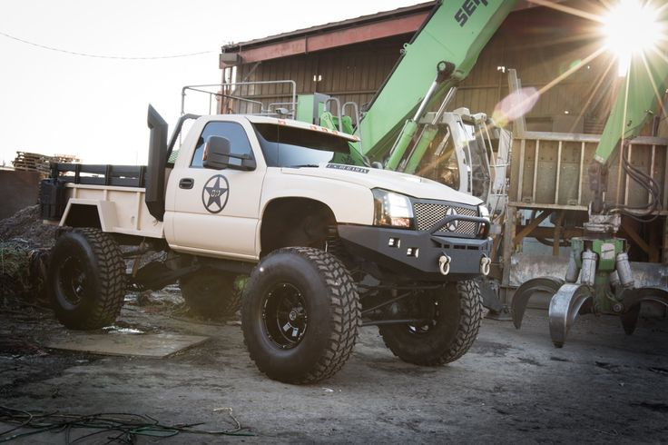 www.DieselTruckForaBuck.com Tan Duramax single cab built ...