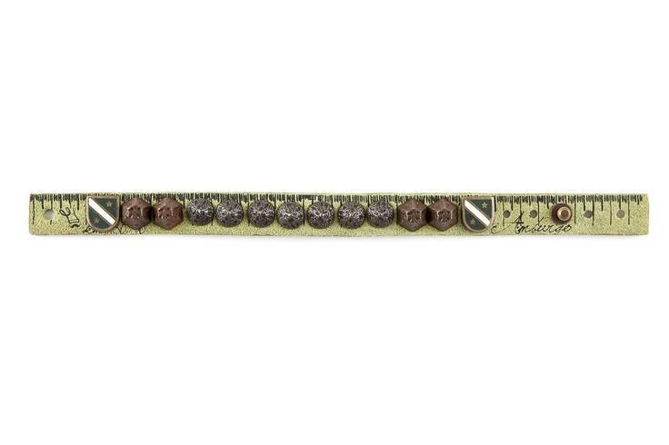 Amburgo   Bangle City Collection #chefnick  creation #bracelet  100%artigianale www.chefnickcreat...