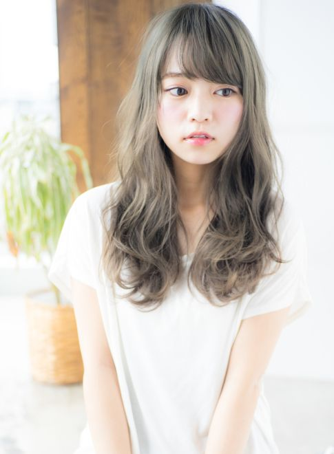 ランダムウェーブカール【AFLOAT JAPAN】 http://beautynavi.woman.excite.co.jp/salon/28130?pint ≪ #longhair #longstyle #longhairstyle #hairstyle ・ロング・ヘアスタイル・髪型・髪形≫