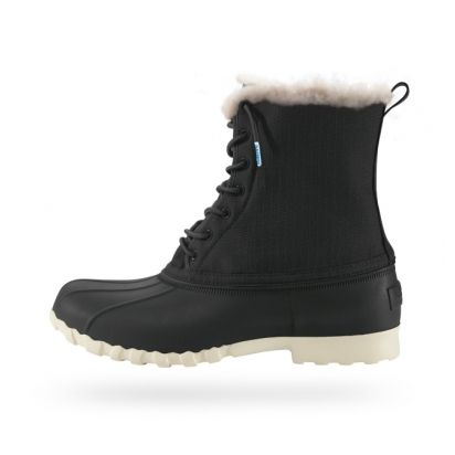 Jimmy Winter (water resistant) - black | Nice Shoes | Canada's Vegan Shoe Store | Vancouver BC