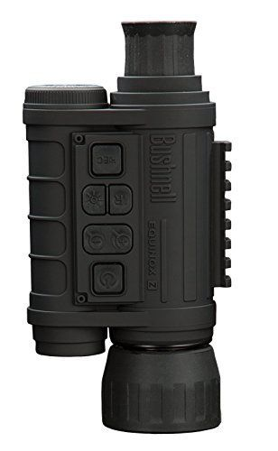 Bushnell Equinox Z Digital Night Vision Monocular Digital Night Vision monocular with 3x magnification, 1-3x digital zoom and a 30mm objective lens