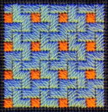 Needlepoint: Z Lattice