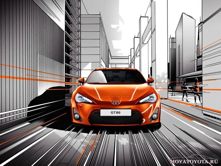 Тойота GT86, технические характеристики, цены. — Моя Тойота - клуб автолюбителей