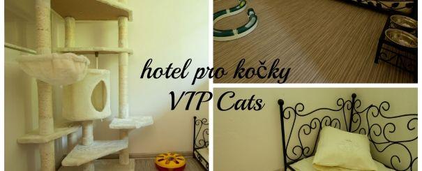 Hotel pro kočky VIP Cats | Mazlíčkoviny