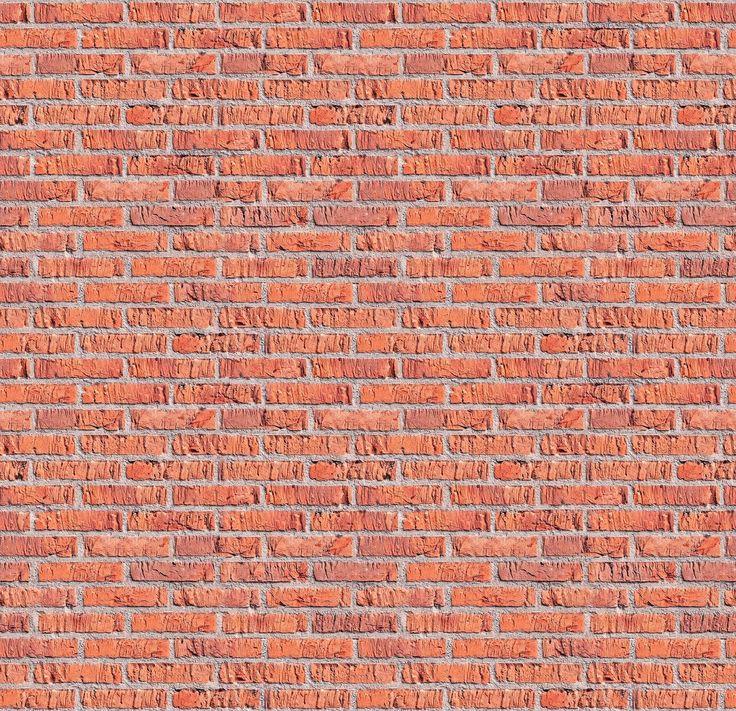 Tileable Red Brick Texture + (Maps) | texturise