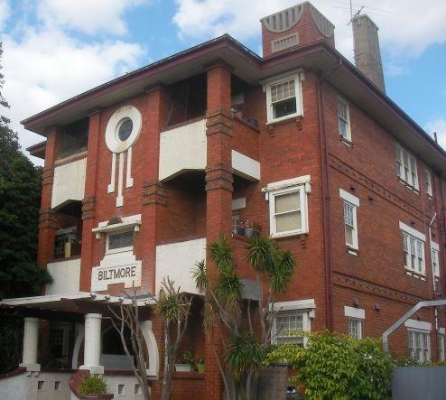 Biltmore Apartments, St Kilda 1923