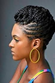 senegalese twist hairstyles - Google Search