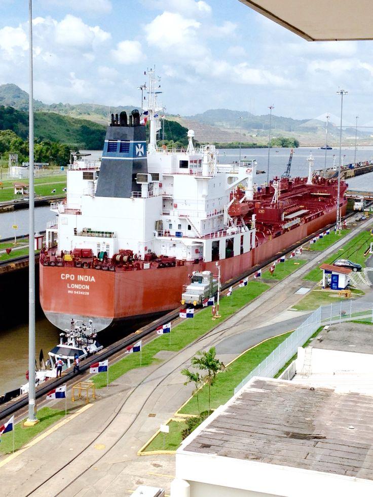 Canal de Panama.