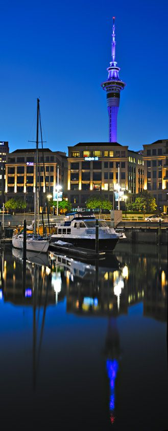 Auckland, New Zealand Port Make sure you add it to your #Auckland #BucketList visit www.cityisyours.com