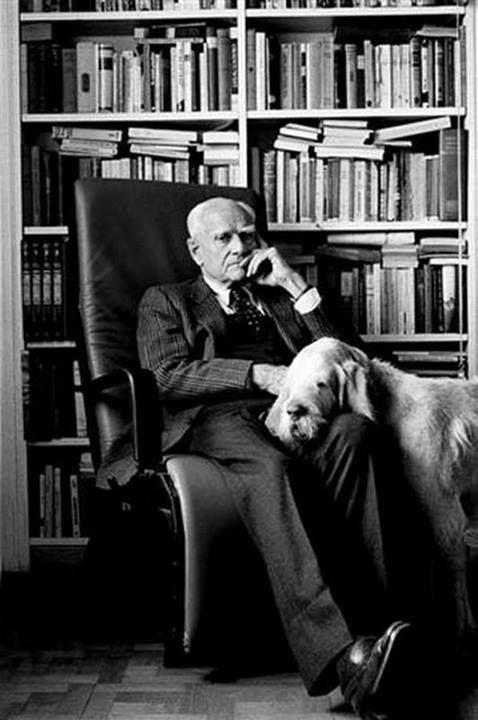 Alberto Moravia - renowned Italian novelist and journalist